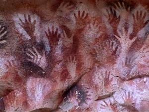 Cueva de las manos. Argentina